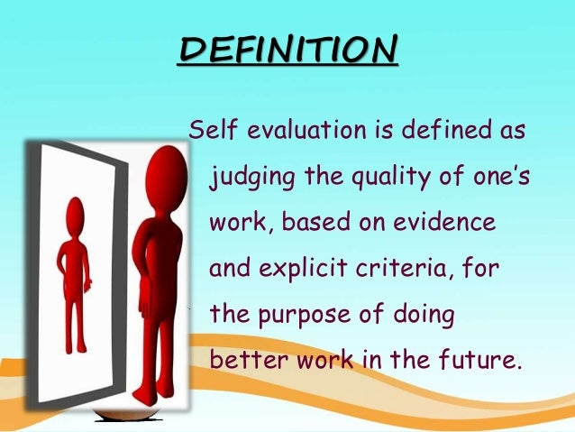 Self Evaluation,Peer Evaluation,Patient Satisfaction And Utilization …