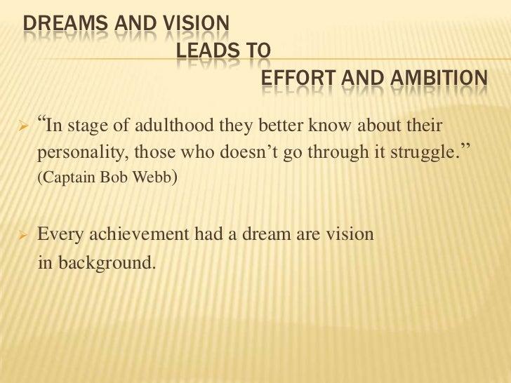 Teenage dreams Slide 2