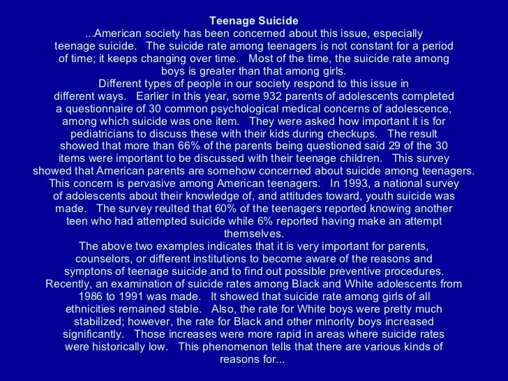 teenage life essay Read this full essay on life as a teenager being 16, i am still early in my teen  years being a teenager, my mind is most impressionable and vulnerable at t.