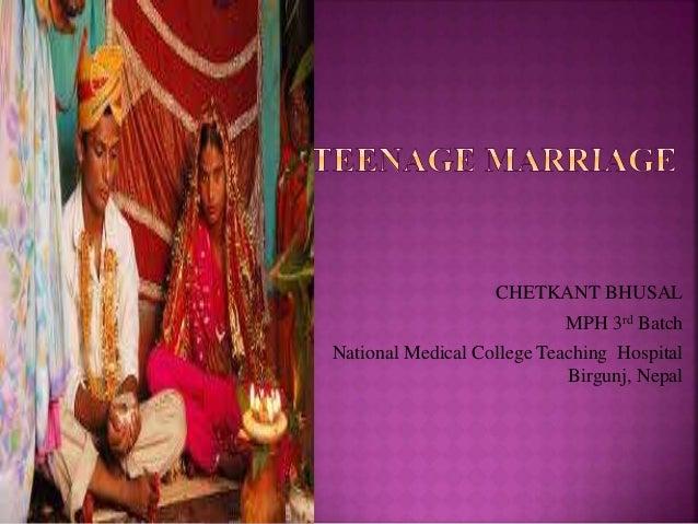 CHETKANT BHUSAL MPH 3rd Batch National Medical College Teaching Hospital Birgunj, Nepal