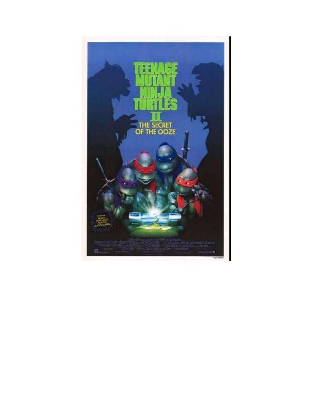 Teenage Mutant Ninja Turtles II : The Secret of the Ooze ...