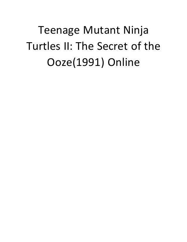 Teenage Mutant Ninja Turtles (film uit 1990) - Wikipedia