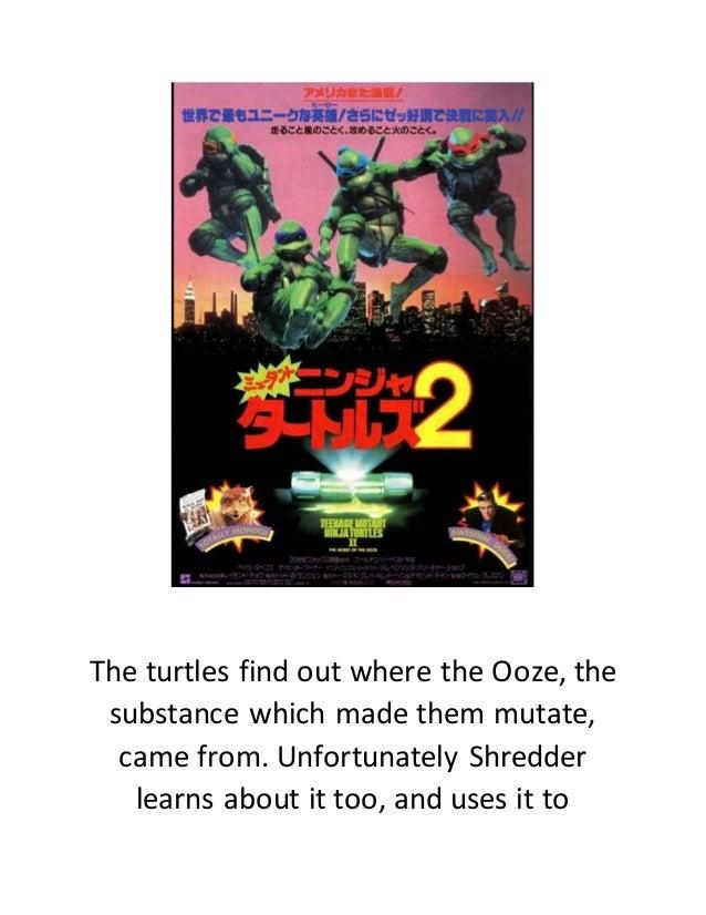 Teenage Mutant Ninja Turtles II The Secret Of The Ooze 1 ...