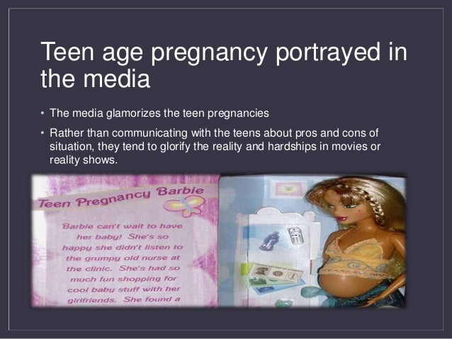 Stereotypes/stigmas to teenage pregnancy • Teen moms are high school drop outs • Teen moms are poor and financially depend...