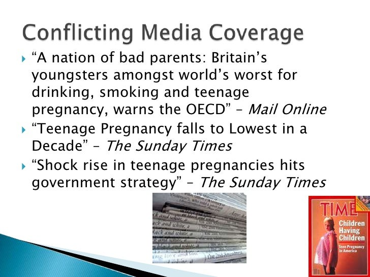 Prevention of unplanned pregnancy in adolescents has become an international medical priority<br />Teenage Pregnancy Strat...