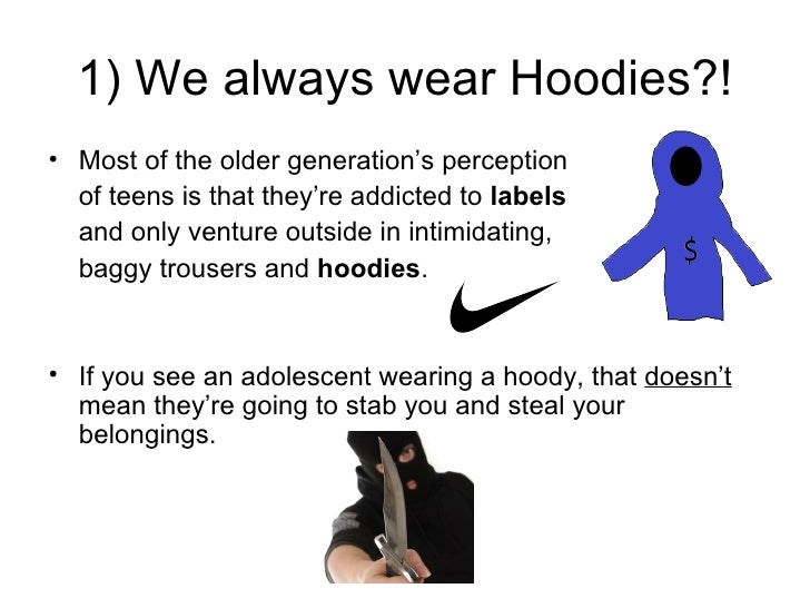 are teenagers children