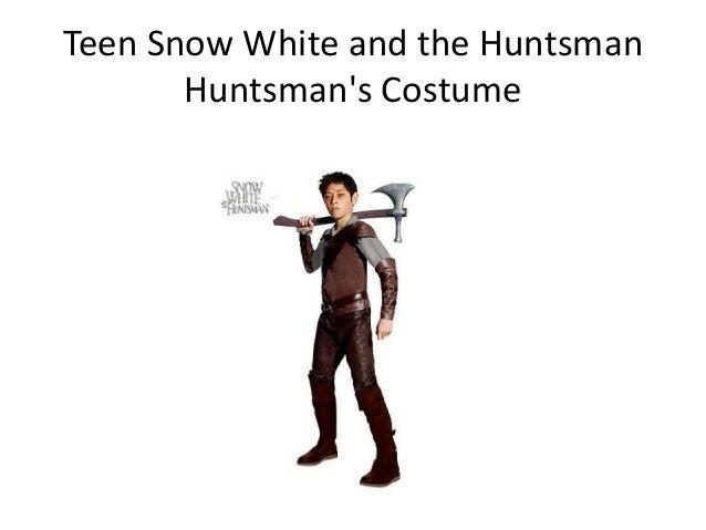 Teen Snow White and the Huntsman Huntsmanu0027s Costume ...  sc 1 st  SlideShare & Teen Boys Costumes | Kids Halloween Costume | Couponsonlinenow