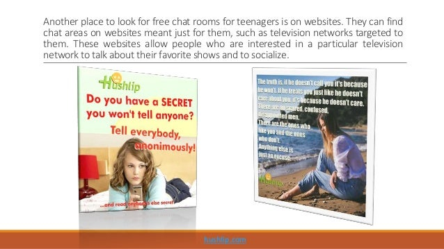 Teen chat rooms for teens