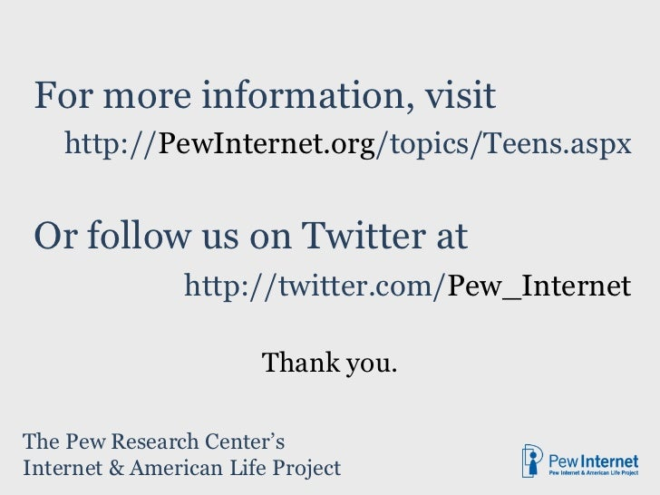 Source: Pew Internet Project Teen/Parent Survey on Writing, Sept.-Nov 2007. See Writing, Technology and Teens (2008) by Am...