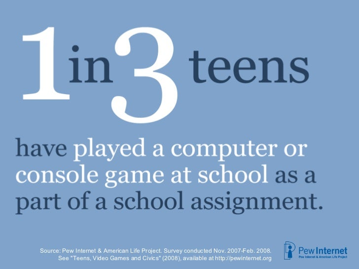 Source:  Pew Internet Project Survey of Parents and Teens, Oct-Nov. 2006. Margin of error is +/-4% for teen content creato...