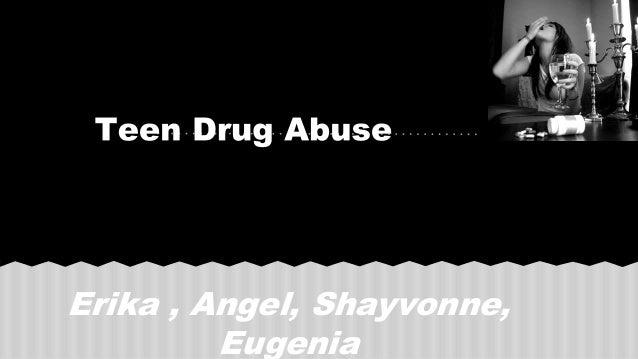 Erika , Angel, Shayvonne, Eugenia