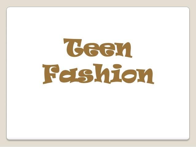 TeenFashion