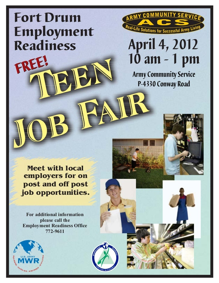 Fort Drum   Employment   Readiness                                                                                        ...