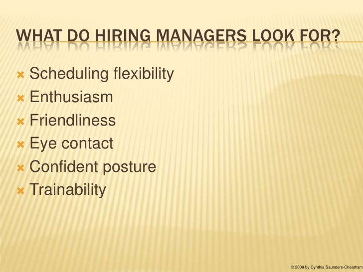 job listings for teens