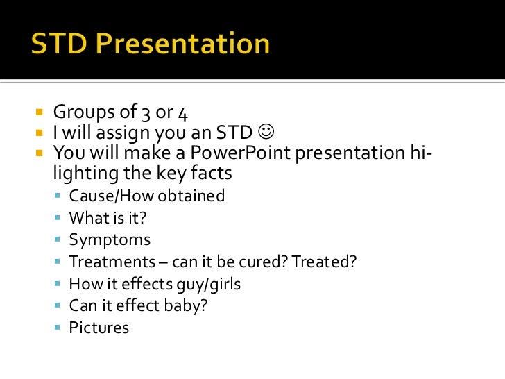 std designate if