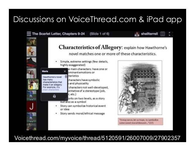 Discussions on VoiceThread.com & iPad app Voicethread.com/myvoice/thread/5120591/26007009/27902357