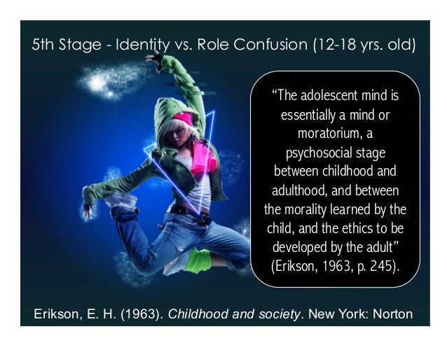 """The adolescent mind is essentially a mind or moratorium, a psychosocial stage between childhood and adulthood, and betwee..."