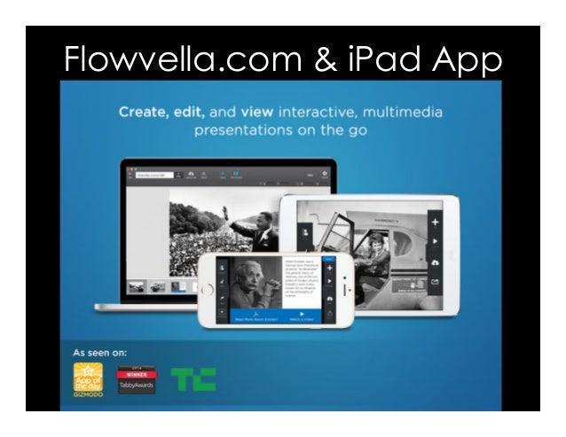 Flowvella.com & iPad App