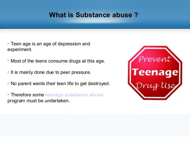 peer pressure depression and drug abuse Depression, financial instability and peer pressure were some of the  the habit due to increased peer pressure,  have minor effect on drug abuse.