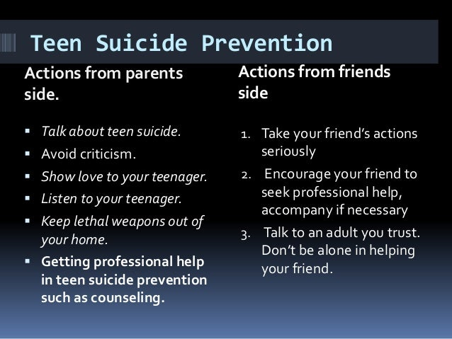 an introduction to the issue of suicide among teenagers Did you know  depression as a major social issue  australian and international trends in depression, suicide and self harm  explaining the rise in youth suicide .