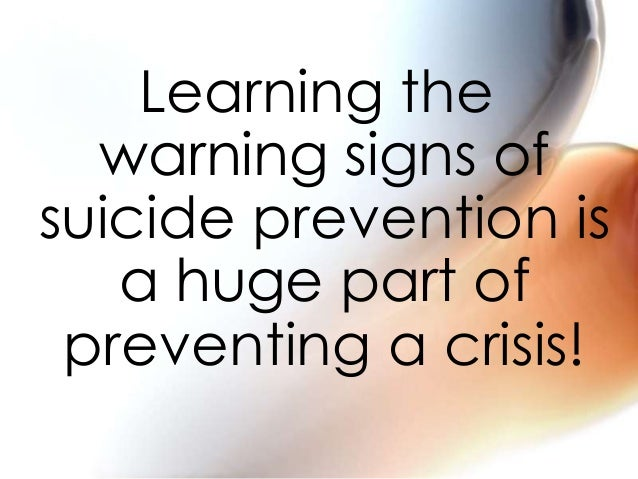 Of teens in preventing suicide 4