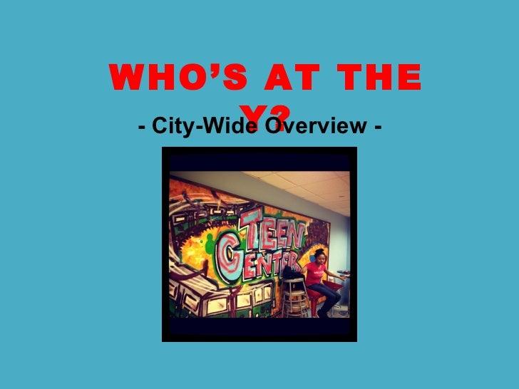 City wide teen art honneymoon