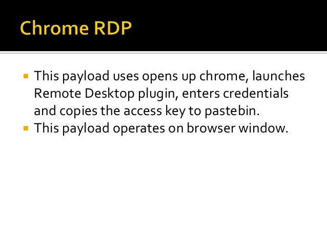    This payload pulls powerdump script of msf    from pastebin, schedules it as taks to run in    system context and uplo...