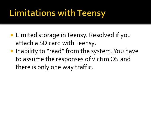 Teensy Programming for Everyone