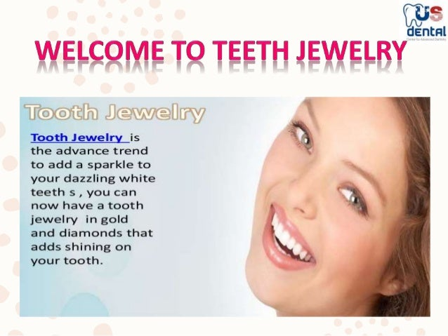 how to put a diamond on your tooth