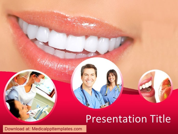 Presentation Title Download at: Medicalppttemplates.com