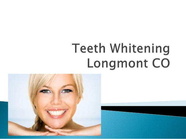  Longmont CO teeth whitening strips that have been secured with a 6% hydrogen peroxide whitener (Classic) are devoted to ...