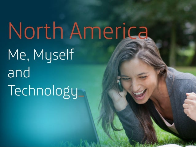 North America Me, Myself and Technology_
