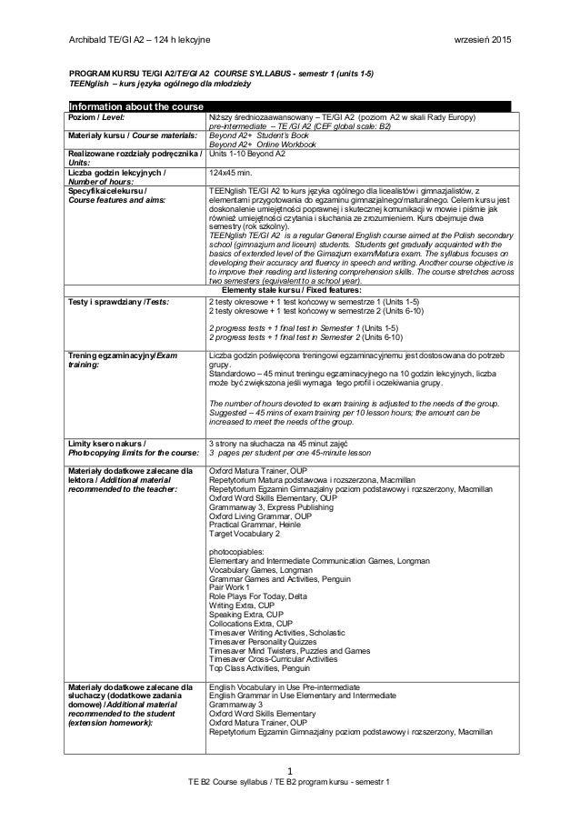 english placement test a1 a2 pdf