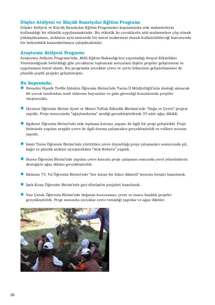 Yenilenebilir Enerji SeminerleriZorlu Enerji Grubu işbirliğiyle Yenilenebilir Enerji Programı yürütülmektedir. Bu program ...