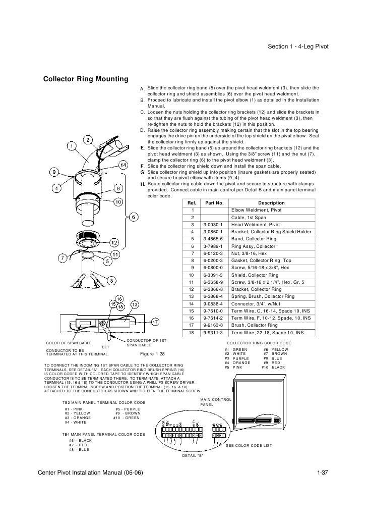valley irrigation wiring diagram