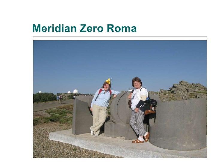 Meridian Zero Roma