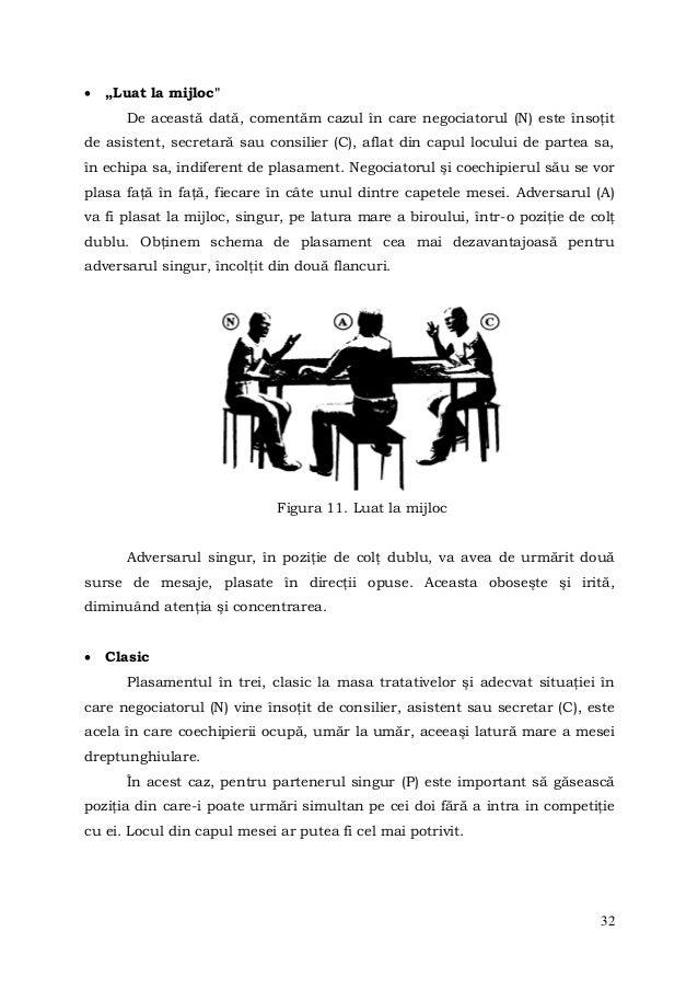 """32 """"Luat la mijloc""""De această dată, comentăm cazul în care negociatorul (N) este însoţitde asistent, secretară sau consil..."""