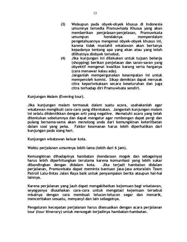TEKNIK PELAYANAN WISATAWAN f7846b8fab