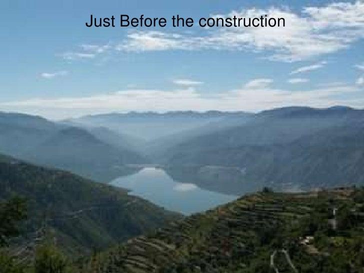 tehri dam project case study