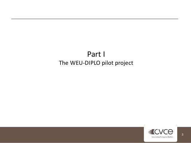 TEI Conference - CVCE Slide 3
