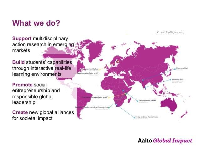 Teija Lehtonen - Aalto Global Impact