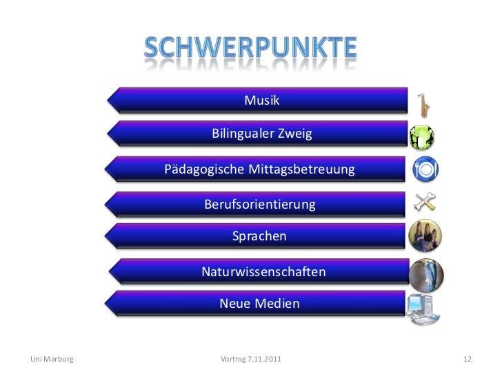 Musik                     Bilingualer Zweig              Pädagogische Mittagsbetreuung                    Berufsorientieru...