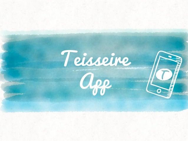 Teisseire App