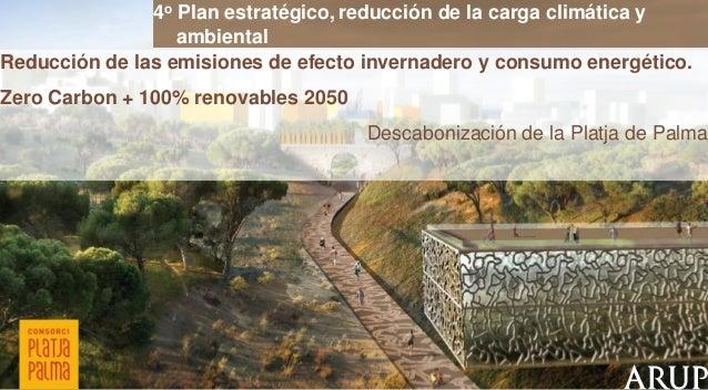 4o Plan estratégico, reducción de la carga climática y ambiental Reducción de las emisiones de efecto invernadero y consum...