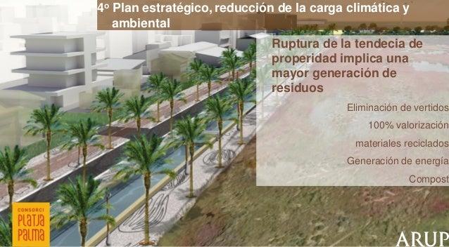 4o Plan estratégico, reducción de la carga climática y ambiental  Ruptura de la tendecia de properidad implica una mayor g...