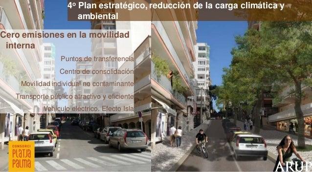 4o Plan estratégico, reducción de la carga climática y ambiental Cero emisiones en la movilidad interna Puntos de transfer...