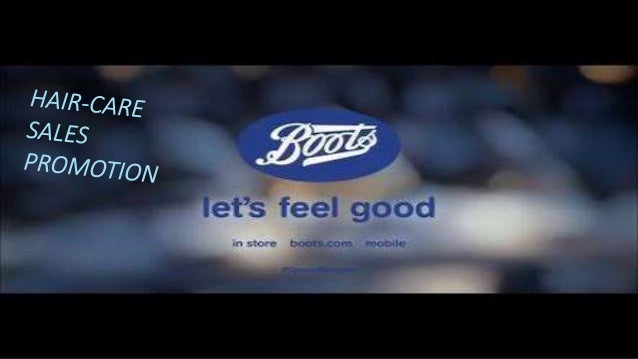 HISTORY OF BOOTS Boots, one of the best-known and respected retail names in the United Kingdom,provided health and beauty ...