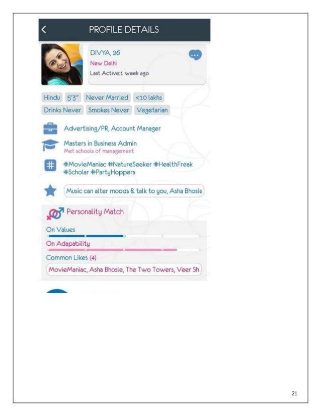Verified profiles dating