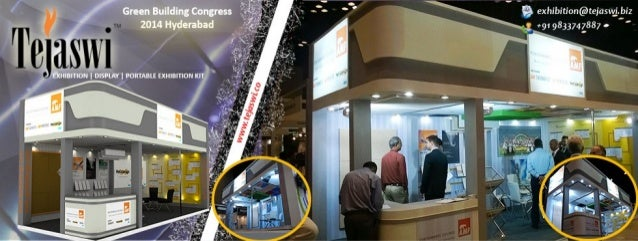 Portable Exhibition Kit Bangalore : Stall fabricator in bangalore for ferra aerospace