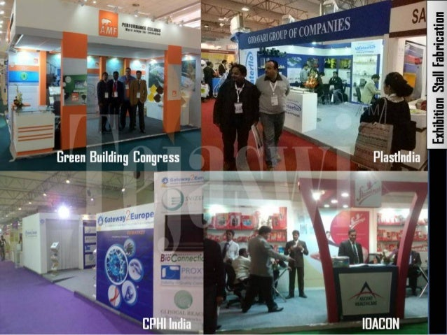 Tejaswi Exhibition Stall : Tejaswi services pvt ltd exhibition stall solutions